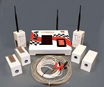 3850 Wireless Autocross Timing System