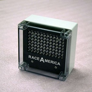 6770B Cube Safety Light for Indoor Karting