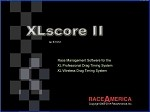 3128A - XLscore II Race Management PC Software